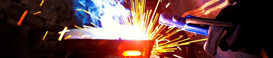Welding Light and Fume
